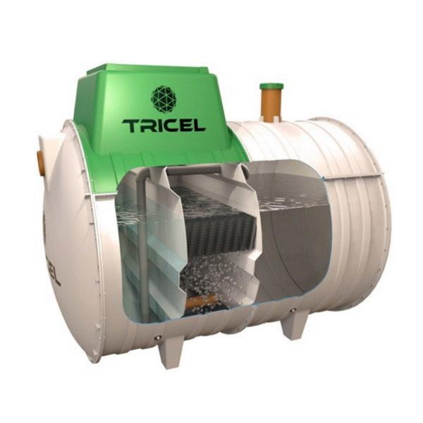 Tricel Sewage Treatment Plant